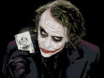 Джокер схема вышивки
