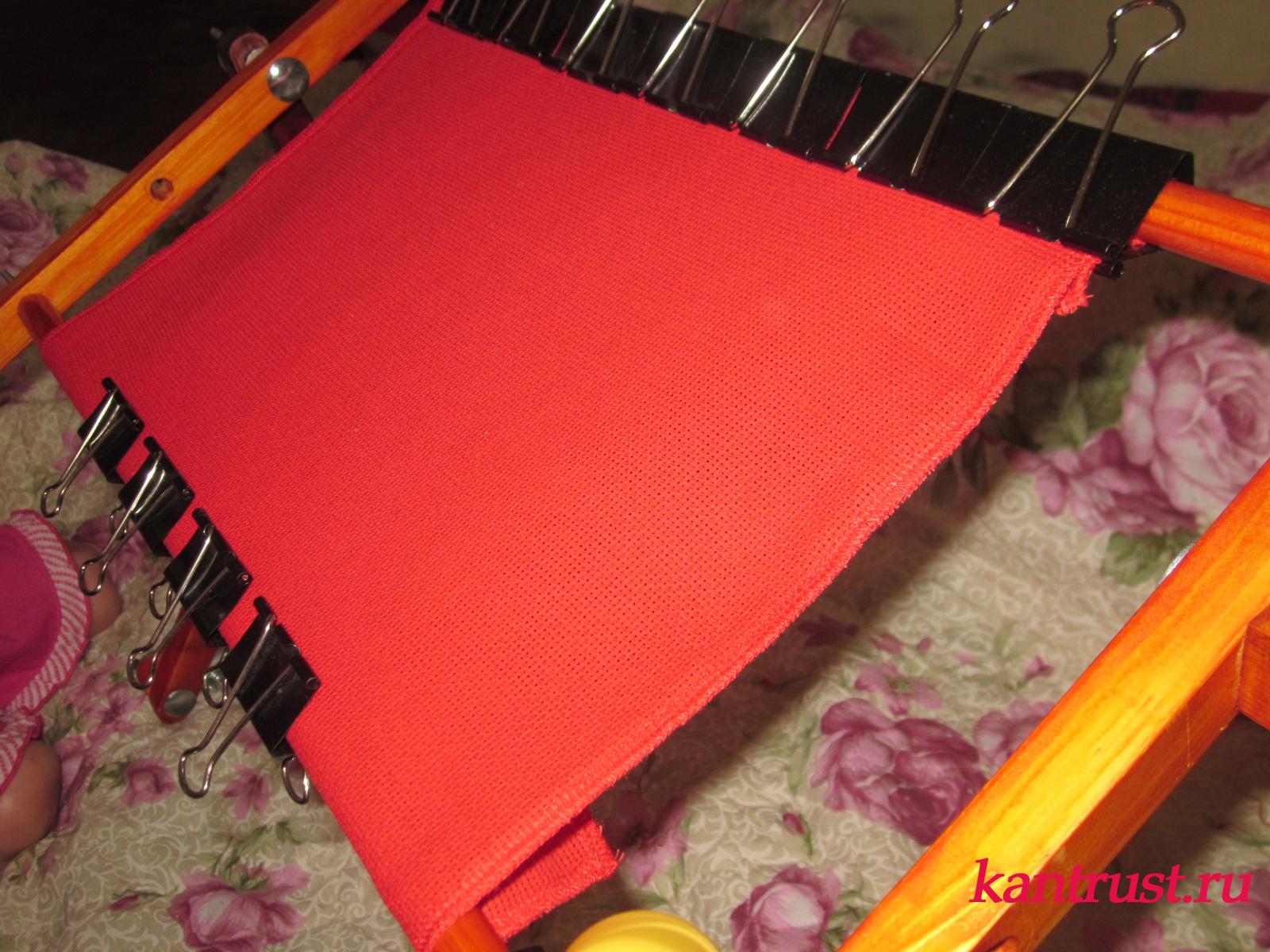 Рамка своими руками для вышивания