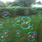 Мыльные пузыри собственного приготовления. Экологически чистый продукт!