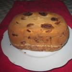 Шарлотка в хлебопечке… С бананами