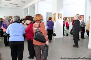 галерея вышитых работ