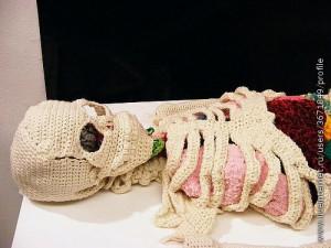 необычное вязание