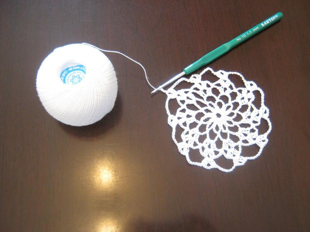 Пряжа для вязания снежинка 34