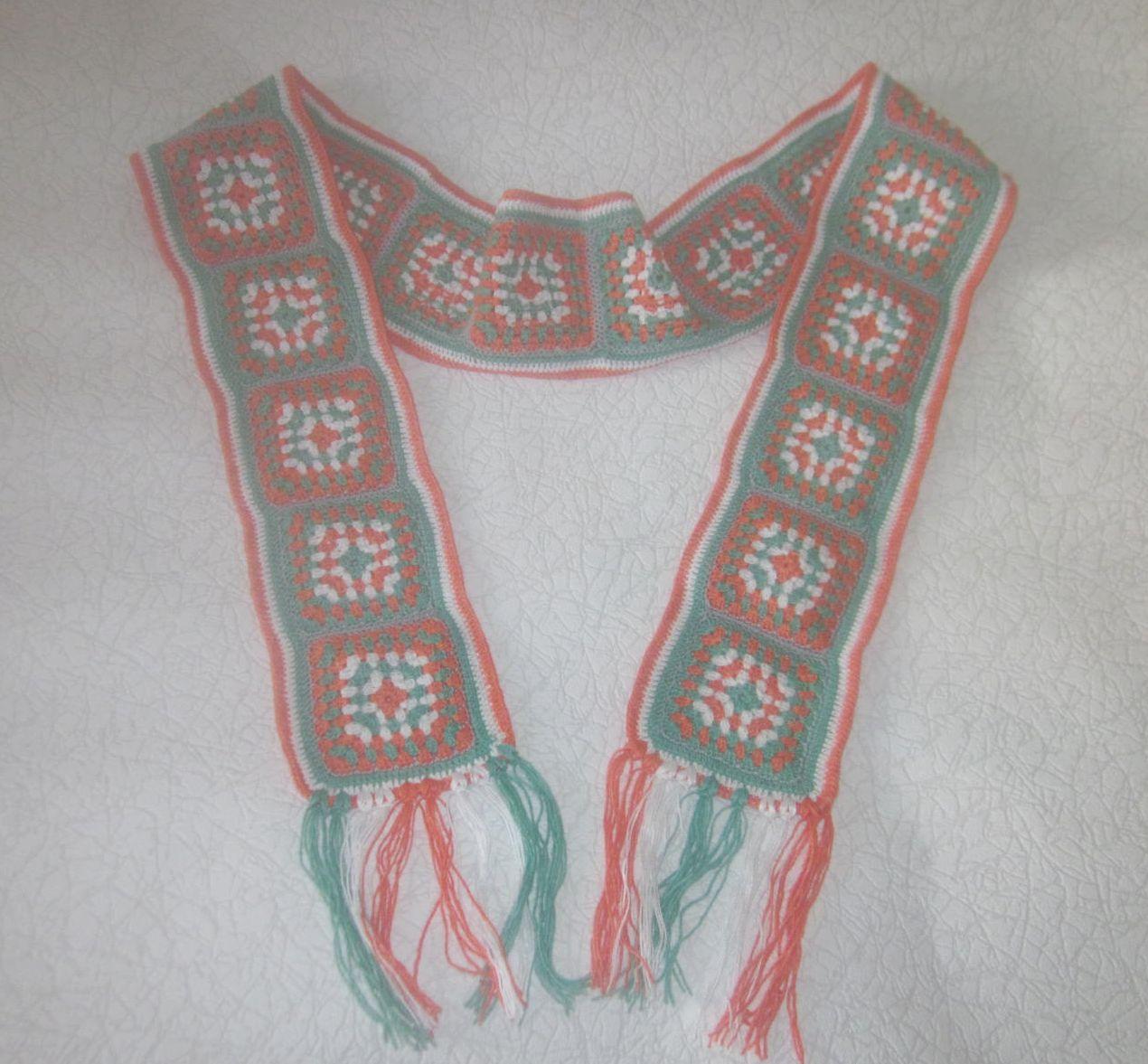 Тематический шарф