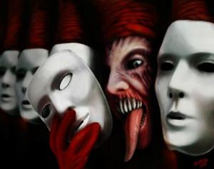 друг в маске