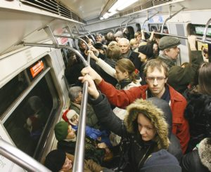 синдром стоящего в метро