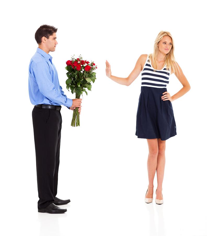Как вежливо отказать мужчине в знакомстве