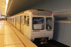 белый поезд
