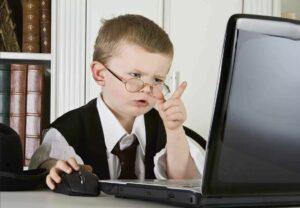 заработок в интернете для детей