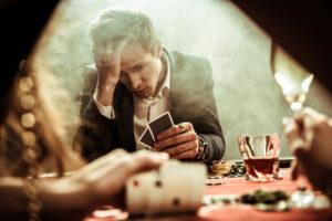 Проиграл в казино