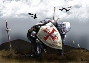 Побежденный рыцарь